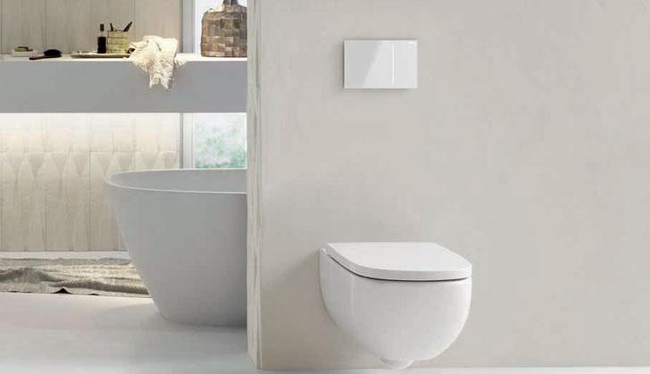 risciacquo con stile la nuova placca di comando sigma70. Black Bedroom Furniture Sets. Home Design Ideas